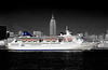 Cruise ship NYC