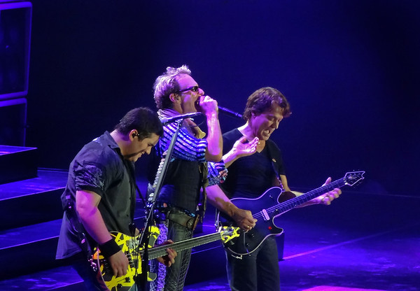 Van Halen reunion tour w/David Lee Roth - May 5th, 2012, Tacoma Washington