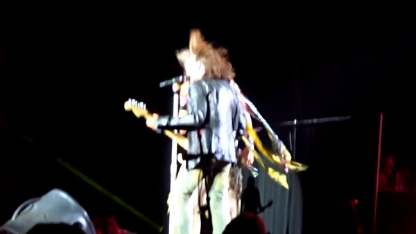 Aerosmith Live video